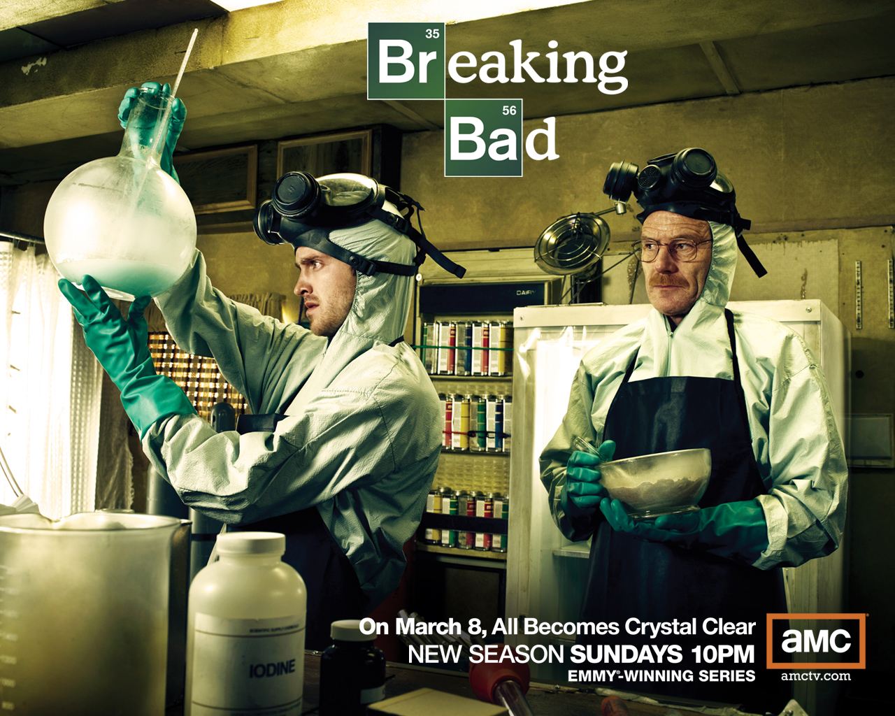 Breaking Bad Saison 2 (Complet) VF
